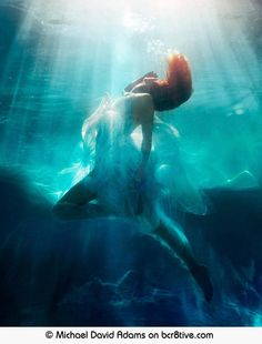 Under the Water with Michael David Adams