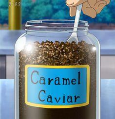 Caramel Caviar - Toriko Wiki
