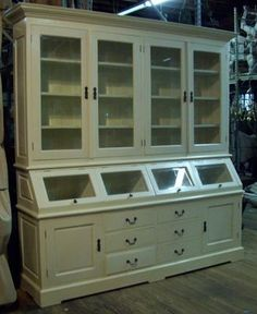 This china cabinet