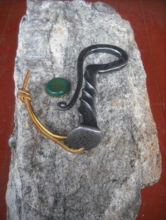 Beer Bottle Opener Hand Forged from a by NelmsCreekmurForge, $44.00