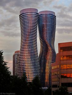 Absolute Towers by Day by Pav B, via Flickr