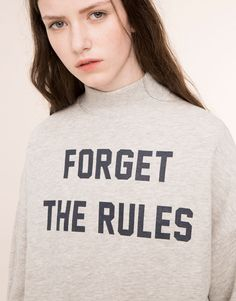 SWEATSHIRT - SWEATSHIRTS - WOMAN - PULL&BEAR Turkey