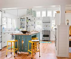 """It's not often that the terms """"modern"""" and """"farmhouse"""" are heard together, but the combination of design styles is more than noteworthy. We'll show you how to cultivate your love for modern farmhouse decor with tricks that put a fresh spin on rustic details."""