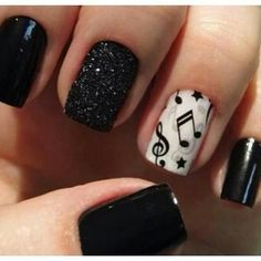 Nails   We Heart It - inspiring picture on Favim.com