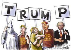 Darrin Bell Editorial Cartoon, July 27, 2016     on GoComics.com