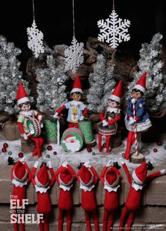 North Pole Band | Elf on the Shelf Ideas | Ideas for Scout Elves