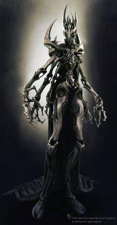 Transformers 3 Design • (Concept Art) Tsvetomir Georgiev of The Aaron Sims Company
