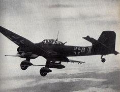 Ju-87 G Stuka