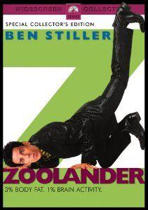 Amazon.com: Zoolander: Ben Stiller, Owen Wilson, Will Ferrell, Christine Taylor, Milla Jovovich, Jerry Stiller, Jon Voight, David Duchovny, ...