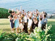Sweet summertime Maui wedding: http://www.stylemepretty.com/destination-weddings/2014/07/24/sweet-summertime-maui-wedding/ | Photography: http://www.wendylaurel.com/