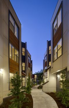 Solstice Student Housing Eugene, United States, Richard Shugar