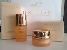 Gratiae Eye Care Set- Eye Serum+eye Cream by Gratiae Organic Beauty. $79.99. Superior Fast -Acting serum specifically designed for the sensitive area around the eye     Recovers the skin's elasticity and clarity     Assists in revitalizing, firming and boosting cell renewal     Combats the appearance of fine lines and wrinkles as well as reduces puffiness and black circles around the eyes     Certified Organic. Cruelty Free- Not tested on animals