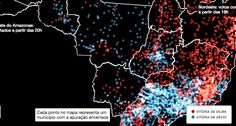Explore Brazil's election results mapped with Torque!   Maps w/ CartoDB