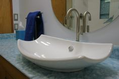 Mid-Century Modern Interior Bathroom | Luxury Residential Design | Interior Design