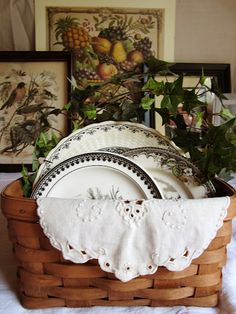 Elegant Economies: Collecting and Decorating with Black Transferware