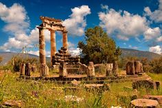 beautiful ancient ruins - Google Search