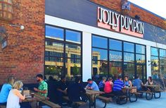 Every Ann Arborite knows Jolly Pumpkin, the microbrewery dreamed up by Ron Jeffries (A.B. '89) and renowned for its classic sour beers. Now, the ahead-of-trend brewpub has added Detroit to its list of hotspots, settling in the heart of Midtown across the street from City Bird, which was also founded by LSA alums! (See below.) Featuring outdoor seating and Jolly Pumpkin's signature beers, the pizzeria and brewery is already a neighborhood favorite.