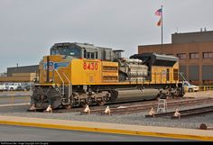 RailPictures.Net Photo: UP 8430 Union Pacific EMD SD70ACe at Little Rock, Arkansas by John Doughty
