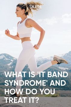 From causes to prevention, here's everything athletes should know about this common—yet frustrating—condition. #itband #fitness #fitnessandhealth Intense Cardio Workout, Cardio Workouts, It Band Syndrome, Sweat It Out, Knee Pain, You Fitness, Athletes, Health, Health Care