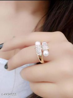 Checkout this latest Rings Product Name: *New Attractive Women's Rings* Sizes:Free Size Easy Returns Available In Case Of Any Issue   Catalog Rating: ★3.8 (801)  Catalog Name: Free Gift New Attractive Women's Rings CatalogID_645725 C77-SC1096 Code: 931-4474553-132