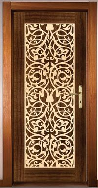 Discover recipes, home ideas, style inspiration and other ideas to try. Door Gate Design, Main Door Design, Wooden Door Design, Tor Design, Deco Design, Glass Design, Double Doors Interior, Door Design Interior, Rustic Doors