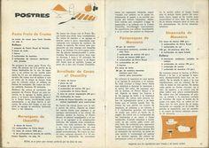ROYAL - Recetas Económicas Journal, Cooking, Cake, Food, Vintage, Diy Dog, Recipes, Gourmet Recipes, Cake Recipes