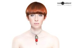Hair Company Professional Attraction Collection // Hair: Hair Company Professional Academy & Club // Photo: Cristian Bolis // Mua: Renato Giorda // Stylist: Hair Company Professional Attraction, Chokers, Stylists, Club, Hair, Collection, Jewelry, Fashion, Moda