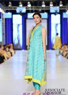 Designer Nida Azwer collection at pfdc fashion week 2013 lahore 9