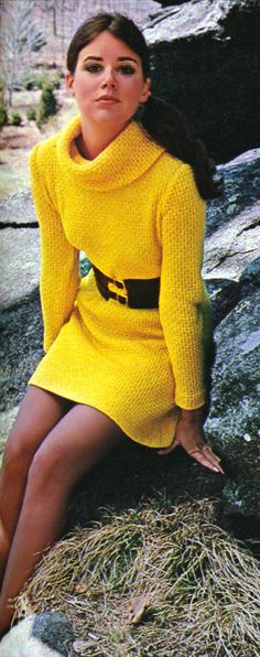 Seventies Fashion, 60 Fashion, Young Fashion, Retro Fashion, Fashion Models, Vintage Fashion, Fashion Stores, Colleen Corby, Vintage Style Outfits