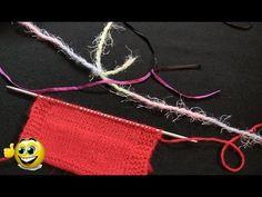 КРЕПКИЙ МИНИ-узел! Как соединить нити при вязании спицами #ВязаниеСпицами . Обсуждение на LiveInternet - Российский Сервис Онлайн-Дневников