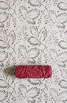 Patterned Paint Roller No.19