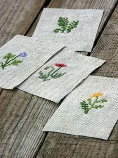 Kreuzstich Blumen Sommer Frühling Cross Stitching Flowers Spring Summer