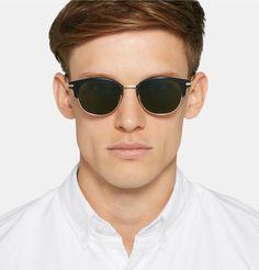 antisolaires Lunettes de soleil Lunettes de soleil nouvelle personnalité Gros visage face ronde hommes et femmes lunettes de soleil Facile à transporter ( Couleur : 1 ) PPywjCmFJ