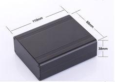 >> Click to Buy << Aluminum enclosure electric project case PCB shell box 88X38X110mm DIY #Affiliate