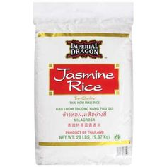 I can't eat regular white rice anymore.this even smells delish while cooking it! Imperial Dragon, White Miso, Gluten Free Rice, Soy Protein, Jasmine Rice, Vitamins And Minerals, Vegetable Dishes, Delish, Nutrition