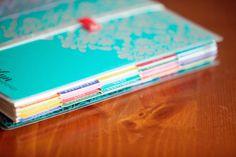 Unpacking the Erin Condren 2014 – 2015 Life Planner! » TheRockStudio #eclifeplanner14