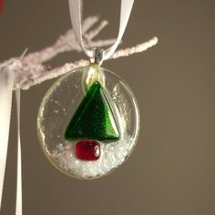Hey, I found this really awesome Etsy listing at https://www.etsy.com/listing/483003983/christmas-decorations-glass-tree