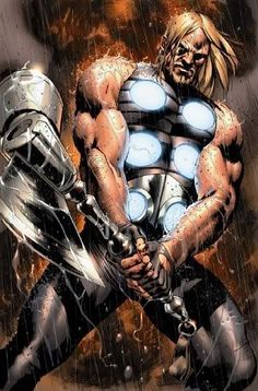 O Ultimate Thor.