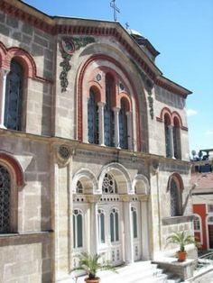 Iglesia de Ayia Kiryaki #estambul #turquia