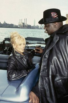 Twenty years after the death of Notorious B., Faith Evans is telling her side of one of hip-hop's most notorious love stories. Faith Evans, Arte Hip Hop, Hip Hop Art, Smoking Celebrities, Cute Black Couples, Biggie Smalls, Hip Hop And R&b, Relationship Goals Pictures, Black Love