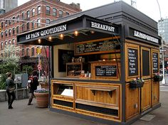 A food kiosk can be inserted into these pedestrian plazas as.- A food kiosk can be inserted into these pedestrian plazas as well A food kiosk can be inserted into these pedestrian plazas as well - Kiosk Design, Cafe Design, Signage Design, Coffee Truck, Coffee Cafe, Caffe Bar, Container Cafe, Container Coffee Shop, Food Truck Design