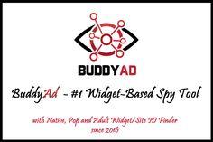 BuddyAd Review – New Widget-Based Spy Tool  #BuddyAd #SpyTool