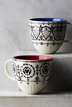 Lina Mug. Anthropologie