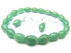 Aventurine Rice Shape 6x9mm Natural Crystal Bead Bracelet - See more at: http://waggashop.com/wagga-shop-aventurine-rice-shape-6x9mm-natural-crystal-bead-bracelet