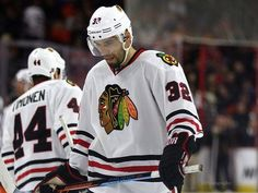 Chicago Blackhawks: Game Two Observations - http://thehockeywriters.com/chicago-blackhawks-game-two-observations/