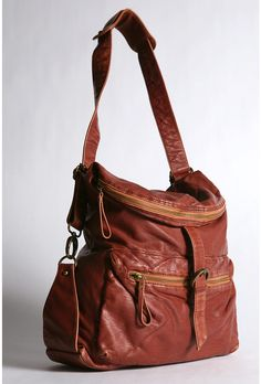 Diaper Bag. Not really but it could be.