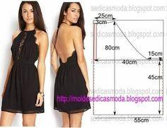 Moldes Moda por Medida: VESTIDO FÁCIL DE FAZER_36