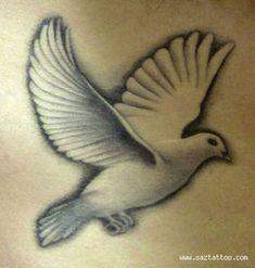 realistic dove tattoos - Google Search