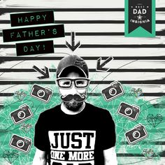 happy father-s day hipster style layout fathers dad father teal white black Hipster Style, Hipster Fashion, Happy Fathers Day, Scrapbook Layouts, Digital Scrapbooking, My Design, Dads, Fathers, Scrapbooking Layouts