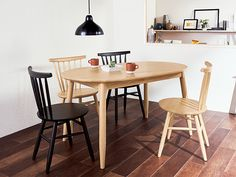 FLYMEe vert / フライミーヴェール Dining Chair #interior #home #room #dining #design #idea #natural #furniture